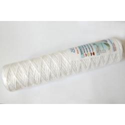 Wkład do filtra wody JGFILTERS  sznurkowy PP - 20 mikronów