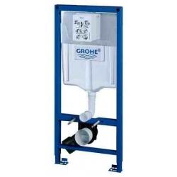 Stelaż  podtynkowy WC GROHE Rapid SL  2w 1 + wsporniki