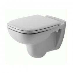 Miska toaletowa wisząca 35,5 x 54 cm D-Code Duravit 2209090064