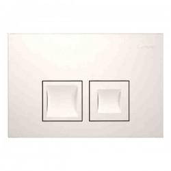 GEBERIT Przycisk spłukujący DELTA 50 biały UP100 Dufix BASIC 115.135.11.1