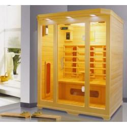 Sauna InfraRed S3 DLA 3 OSÓB !!! PEŁNA OPCJA WYPOSAŻENIA !!!