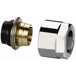 Komplet Złącza F11 (2 szt.) - 15mm chrom