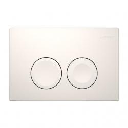 GEBERIT Przycisk spłukujący DELTA 21 biały UP100