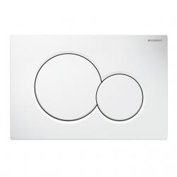 GEBERIT Przycisk spłukujący SIGMA 01 biały 115.770.11.5 UP320