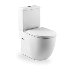 ROCA MERIDIAN-N COMPACTO Miska o/podwójny do kompaktu WC
