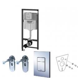 Zestaw podtynkowy WC GROHE Rapid SL  4 w 1  Bez systemu fresh