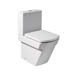 A342628000 Roca Hall Miska wc kompaktowa biała