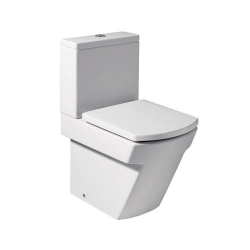 A342628000 Roca Hall Miska+spłuczka KOMPAKT wc kompaktowa biała