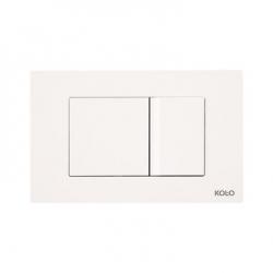 KOŁO Przycisk spłukujacy PLAY biały  94152-001 do stelaży Technic GT
