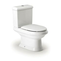 ROCA A342497000 AMERICA Miska o/podwójny do kompaktu WC