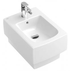 542800R1 Villeroy & Boch Memento, Bidet, 375 x 560 mm, model wiszacy, weiss alpin ceramicplus  + mata wc