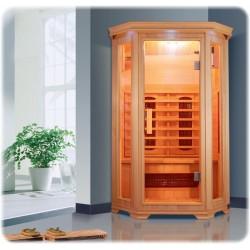 Sauna InfraRed EC2 PEŁNA OPCJA