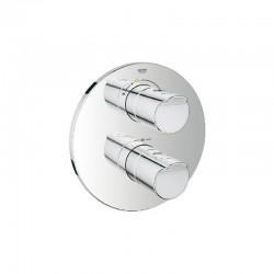 Bateria termostatyczna do obsługi więcej niż jednego wyjścia wody GROHE GROHTHERM 2000 NEW chrom 19355001