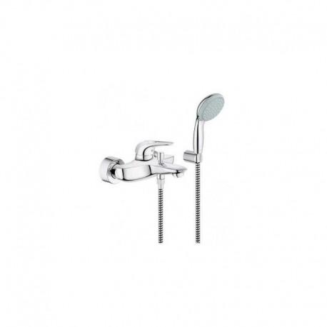 Komplet wannowy z zestawem prysznicowym GROHE EUROSTYLE 33592003