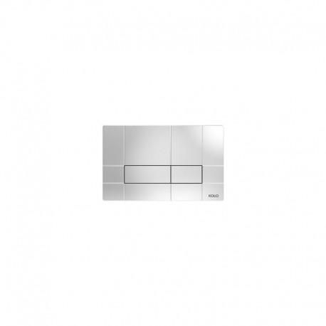 Przycisk spłukujący KOŁO BOX do stelaża TECHNIC GT chrom 94161002