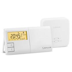 SALUS CONTROLS 091FLRF BEZPRZEWODOWY REGULATOR TEMPERATURY DOBOWO-TYGODNIOWY LCD